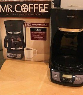 Mr Coffee Coffee Machine
