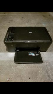 HP F4480 PRINTER SCANNER 2 IN 1
