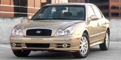 2005 Hyundai Sonata GLS (Tan)