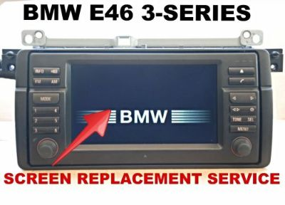 Purchase BMW E46 3-SERIES M3 WIDE SCREEN NAVIGATION MONITOR - LCD REPLACEMENT SERVICE motorcycle in Long Beach, California, United States, for US $249.00