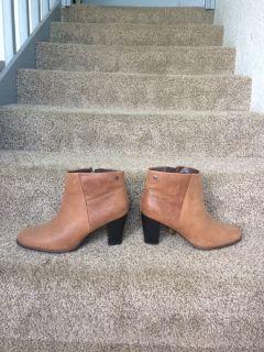 Brand New Denver Hayes Heel Booties