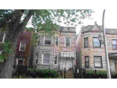6 Bed 2 Bath Foreclosure Property in Chicago, IL 60651 - N Waller Ave