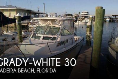 1990 Grady White 28 Marlin