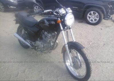 2001 Honda CB250