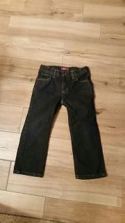 Boys size 5 HUSKY jeans. Excellent condition! Adjustable waistband. See additional photos.