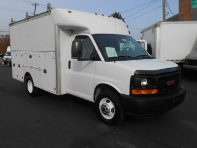 $14,990, Stop In or Call Us for More Information on Our 2006 GMC Savana Cutaway with 102,107 Miles