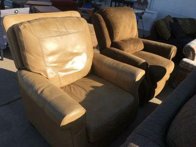 Recliners $25 each