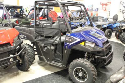 2018 Polaris Ranger 570 EPS Side x Side Utility Vehicles Adams, MA