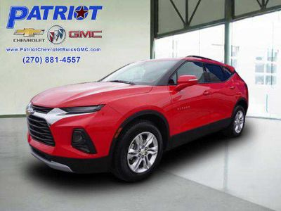 New 2019 Chevrolet Blazer FWD 4dr