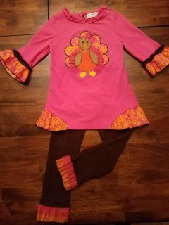 Emily Rose Thanksgiving outfit size 6