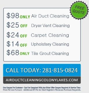 Air Duct Cleaning Colony Lakes
