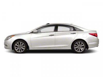 2011 Hyundai Sonata Limited (Pearl White)