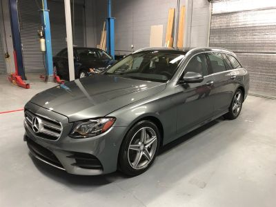 2017 Mercedes-Benz E400 Estate 4matic (Grey)