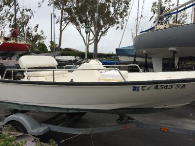Boston Whaler Dauntless 13 boats