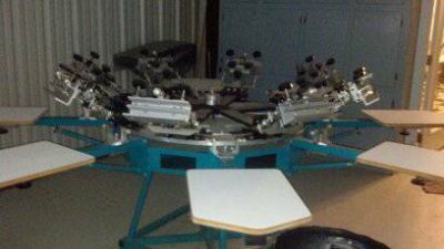 Screen Printing Equipment for Sale or Trade