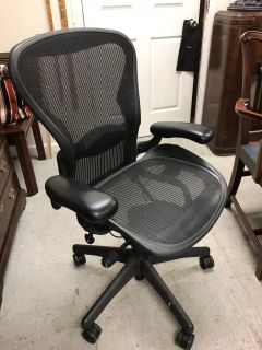Herman Miller desk chairs