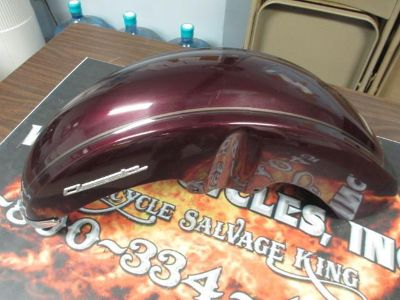 Find E-10-2 YAMAHA 2006 XVS1100A V-STAR CLASSIC FRONT FENDER OEM # 5KS-Y215R-0B-P4 motorcycle in Camp Hill, Alabama, US, for US $199.99