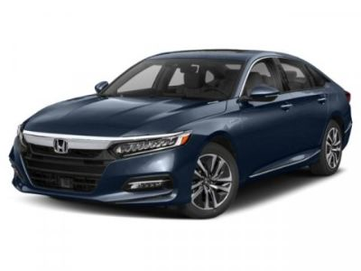 2019 Honda Accord Hybrid Touring (Crystal Black Pearl)