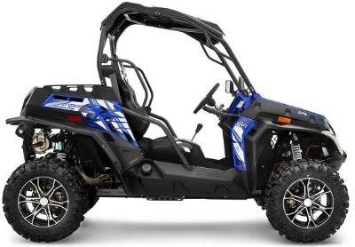 2018 CFMOTO Z Force 800 EX Sport ATVs Pittsfield, MA