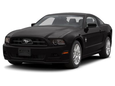 2013 Ford Mustang V6 (Gotta Have It Green Metallic Tri-Coat)