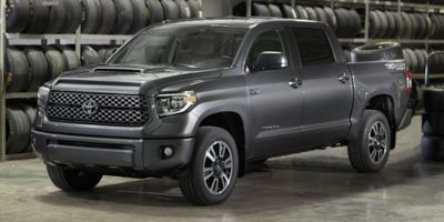 2019 Toyota Tundra 2WD SR5 CrewMax 5.5' Bed 5.7L (Midnight Black Metallic)
