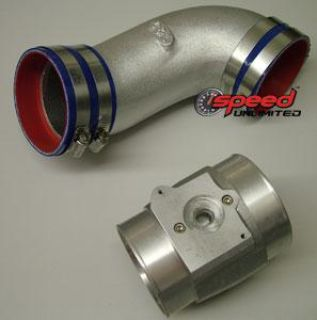 Sell C&L 119A 76MM Mass Air Intake System 86-93 5.0 Mustang motorcycle in Suitland, Maryland, US, for US $231.83