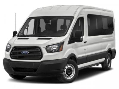 2019 Ford Transit Passenger Wagon XLT (Oxford White)