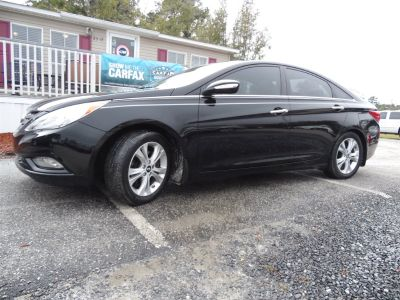 2011 Hyundai Sonata Limited (Black)