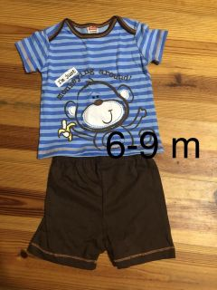 6-9 mon baby boy outfits
