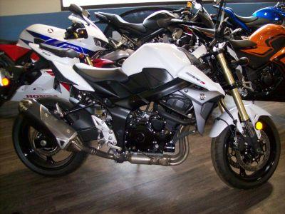 2016 Suzuki GSX-S750 Sport Motorcycles Wisconsin Rapids, WI