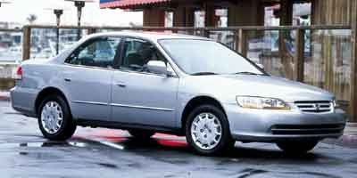 2001 Honda Accord LX (Silver)