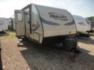 2014 Keystone Bullet 286QBS Two Bedroom, Sofa-Galley Slide-out