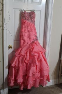 $100 Night Moves Prom Collection gown, size 2