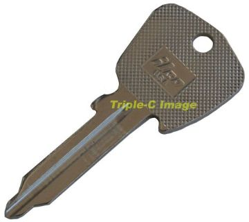 Find Jaguar XKE, XJ6 ignition key blank - KL2 Britax style motorcycle in San Tan Valley, Arizona, United States, for US $12.95