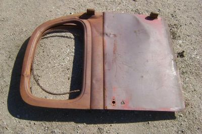 Find Dodge Truck RIGHT DOOR 1947 47 1946 46 1942 42 1941 41 1940 40 1939 39 Rat Rod motorcycle in Great Bend, Kansas, US, for US $125.00