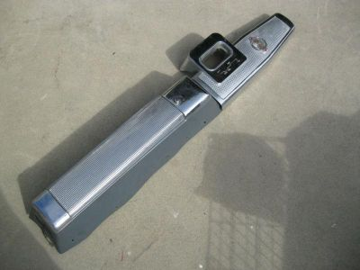 Purchase 1963 chevy impala SS console motorcycle in Torrance, California, US, for US $300.00