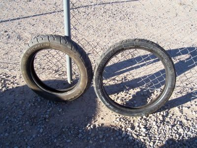 Michelin Motorcycle Street Tires