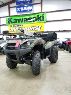 2015 Kawasaki Brute Force 750 4x4i EPS Camo Sport-Utility ATVs Belvidere, IL