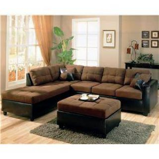 Abby Sectional  Ottoman  FAST DELIVERY..