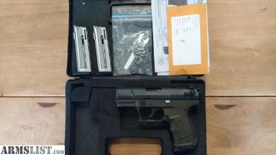For Sale: Walther P22 OD Green