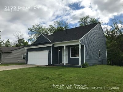 Spacious House in Southwest Indy with Fully fenced yard!