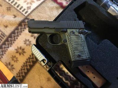 For Sale/Trade: Nib sig 938 army