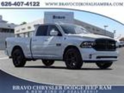 Used 2017 Ram 1500 Bright White Clearcoat, 35.5K miles