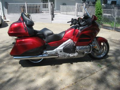 2014 Honda GOLD WING 1800 ABS