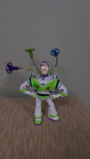 Buzz Lightyear spinning light-up Action Figure