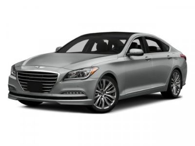 2015 Hyundai Genesis 3.8L (Manhatan Brown)