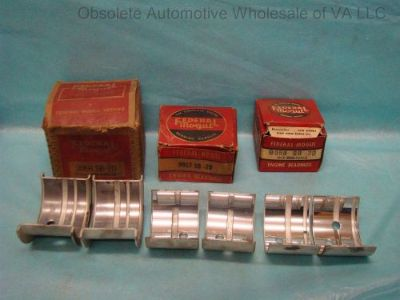 Sell 1939-1973 Ford GPW Willys Jeep 134 F L Head Go Devil Hurricane Main Bearings 020 motorcycle in Vinton, Virginia, United States, for US $70.00