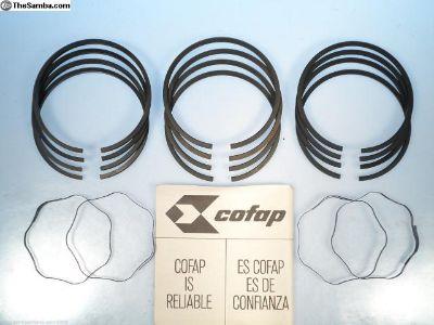 BUS BUG Cofap 83mm Piston Ring Set New