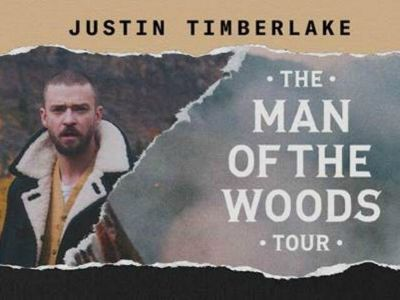 (2) Justin Timberlake Tickets - Lower Level Near Stage