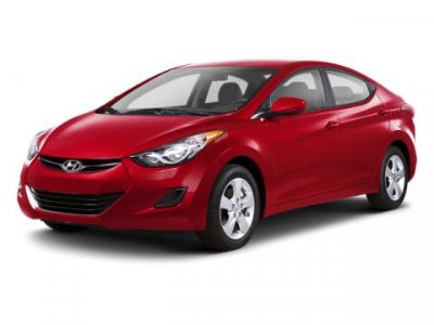 2011 Hyundai Elantra GLS (Red Allure Metallic)